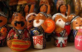 Uzbekistan Dolls