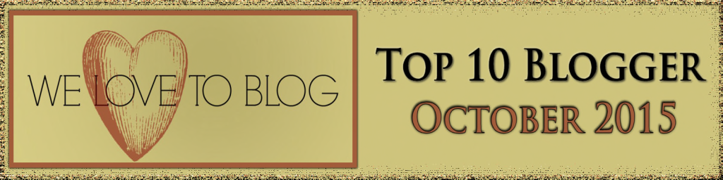 Top Blogger October