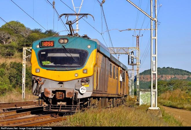 Type 10M5 Metrorail Set - Train No. 1056