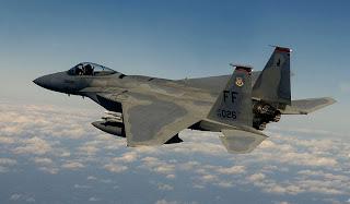 aviones de combate F-15