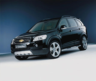 Irmscher Chevrolet Captiva