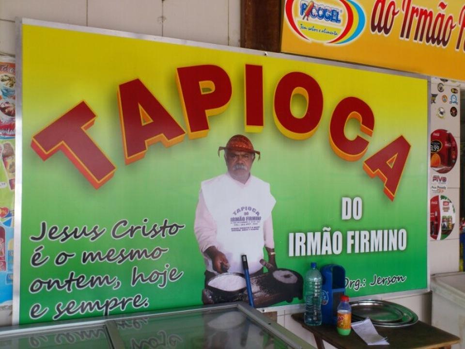 As melhores, diferenciadas e saborosas tapiocas da PB. Cajá e BR-230. Org. Família Firmino