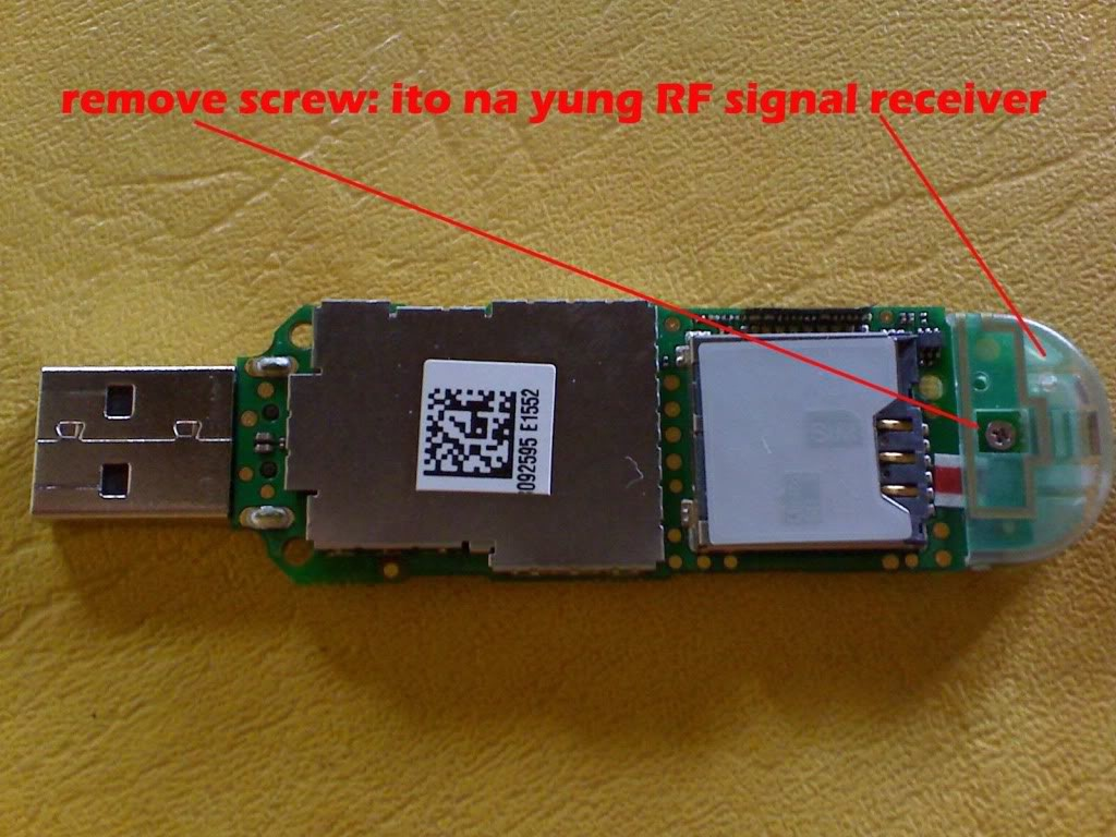 How to boost the 3G modem signal 27