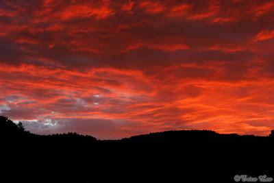 southern utah sunset