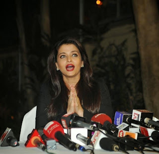 Actress Aishwarya Rai Bachchan Celete her 41st Birthday With Media 18