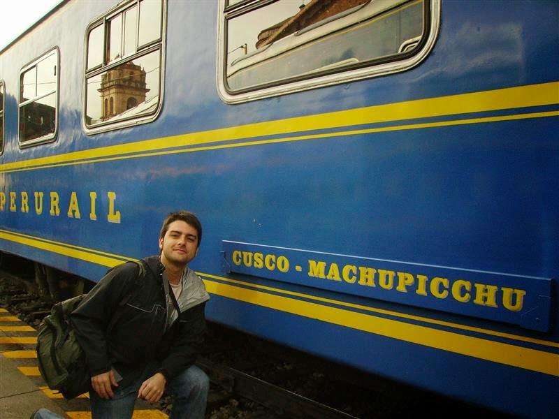 Camino a Machu Picchu (2007)