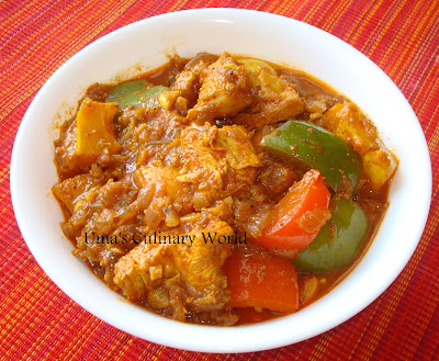 chicken kadhai