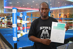 SUPER D BOXING COACH ASHANTI NA ILALA