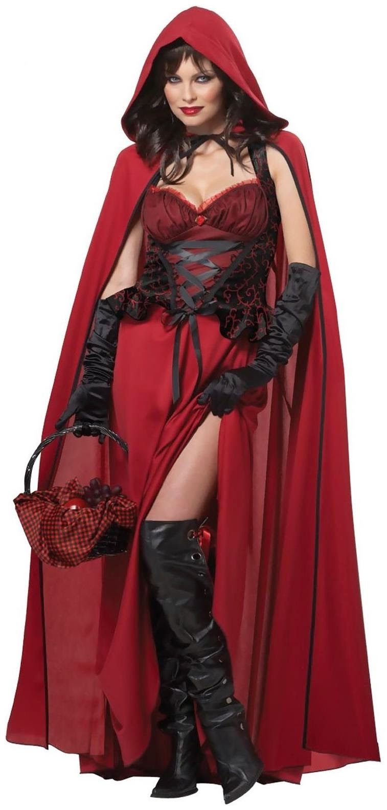Fancy Red Dress