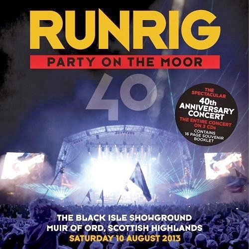 Party On The Moor   The 40th Anniversary Concert – 2014