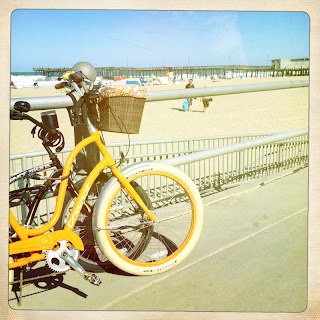 Bike, Beach