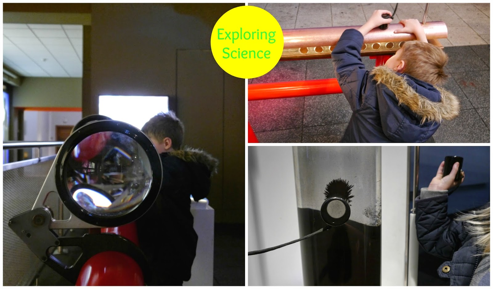 Science Museum Fun