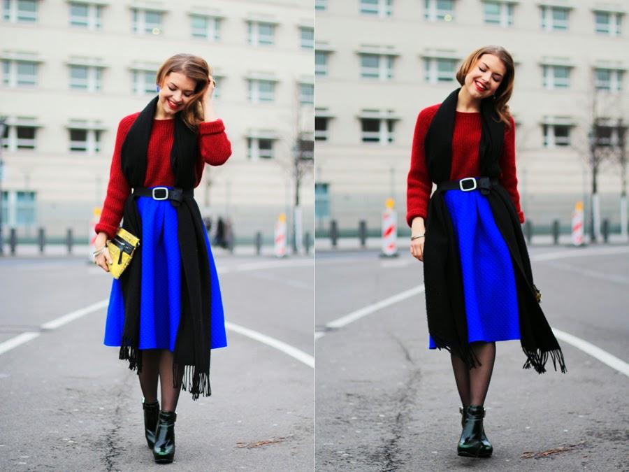 mercedes benz fashion week berlin street style look