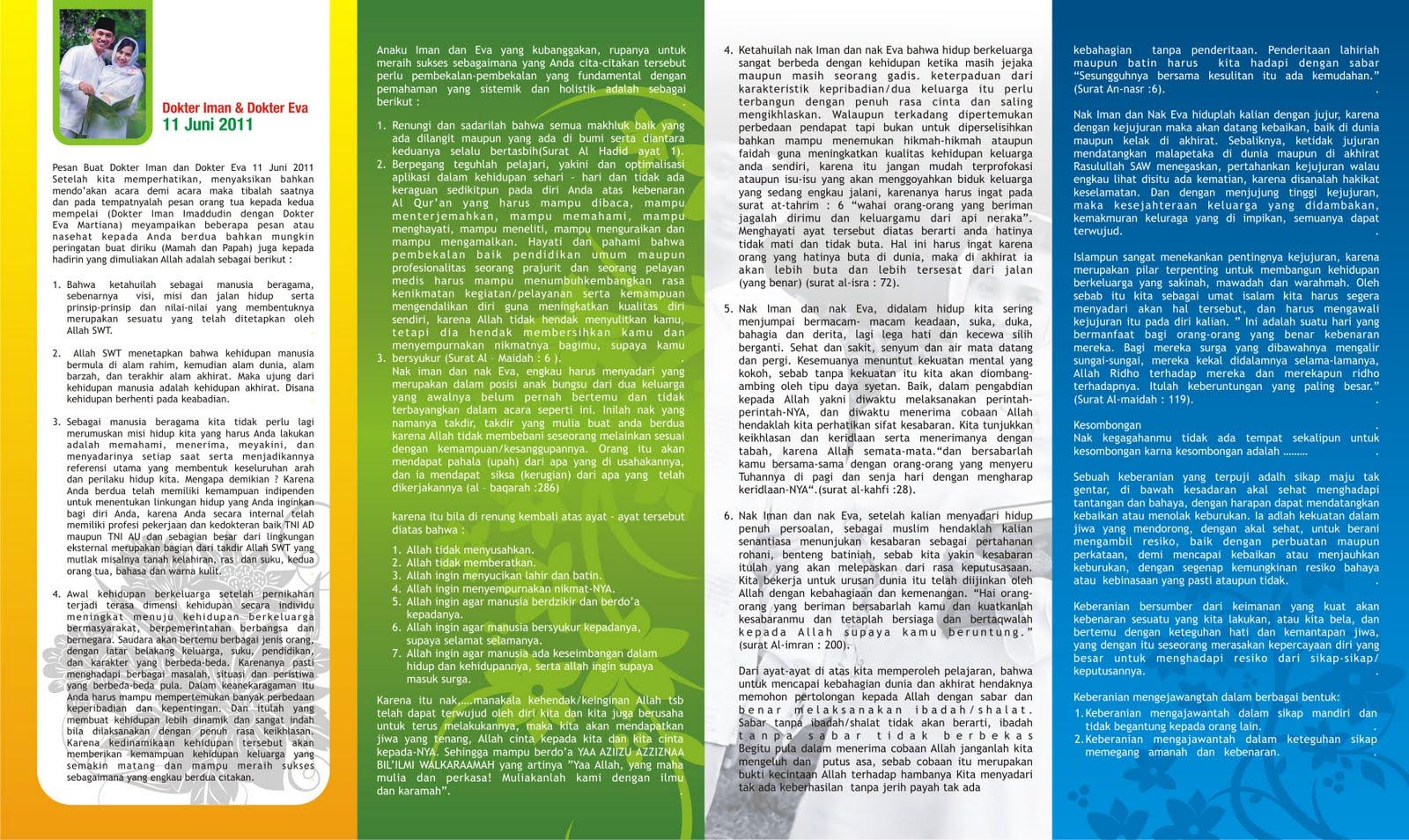   brosur   leaflet   booklet   kwitansi   almanak   cetak foto ...