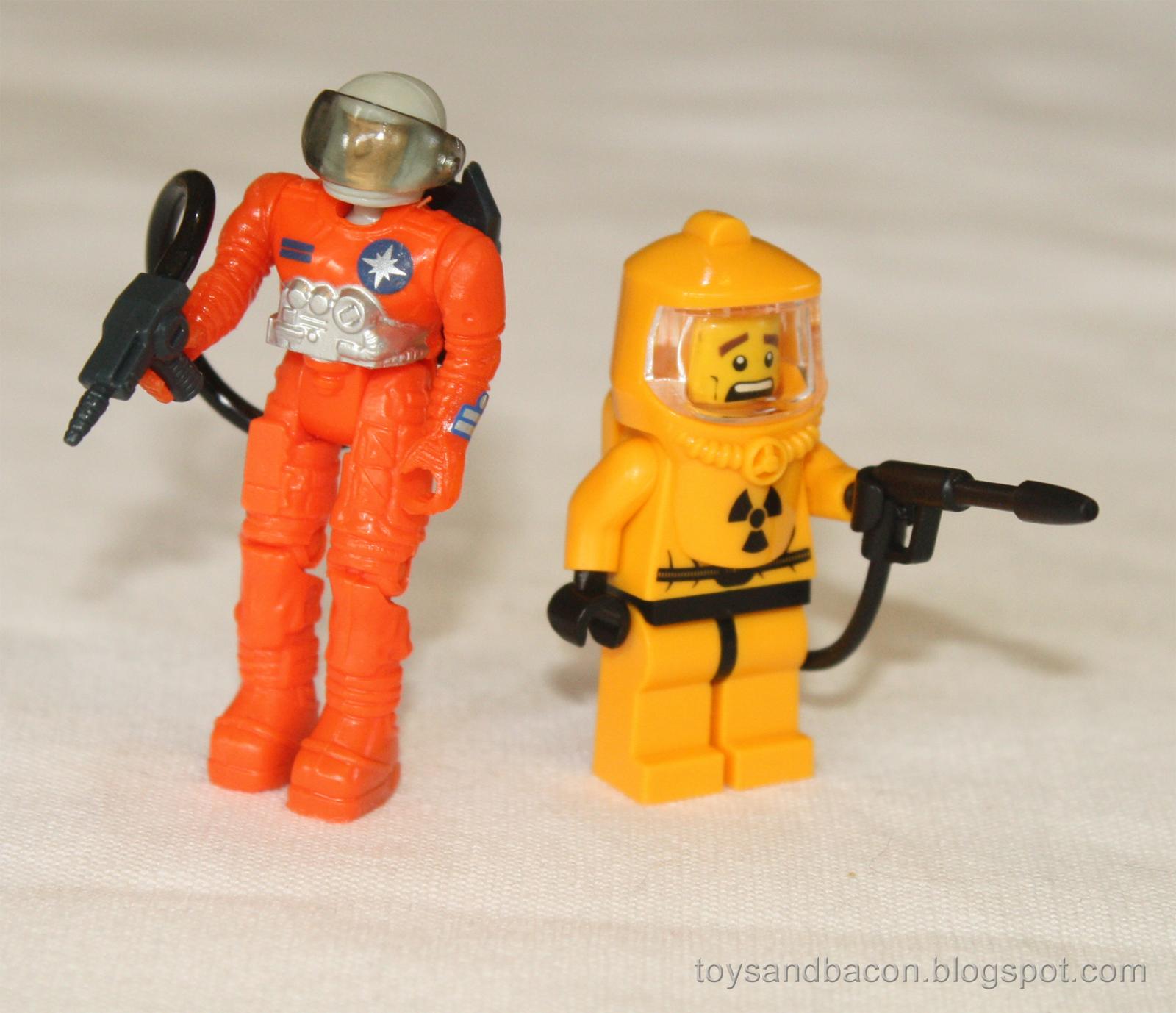 Lego Figures Toys : Toys and bacon top collectible lego minifigures