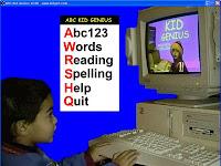 ABC Kid Genius - Software Belajar Membaca dan Menulis untuk Anak