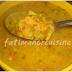 حساء لذيذ وخفيف بالحمص والدشيشة