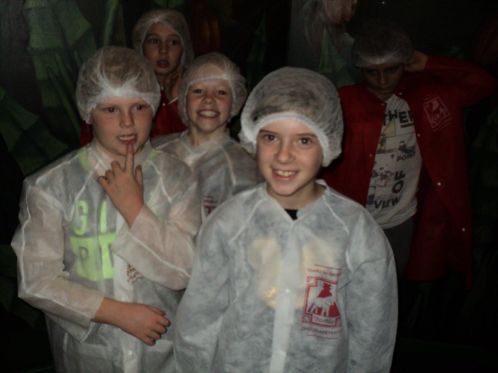 Chocoladefabriek !