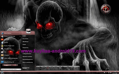 TEMA WINDOWS 7 SPOOKY