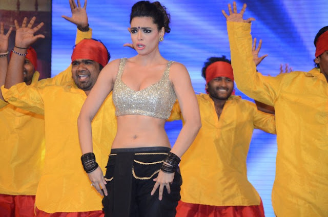 Shweta Bhardwaj Hot Dance Performance at Adda Movie Audio Release