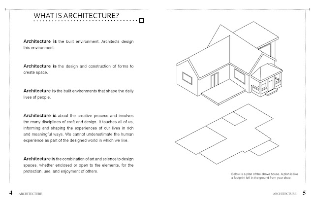 Architecture Coloring Book4