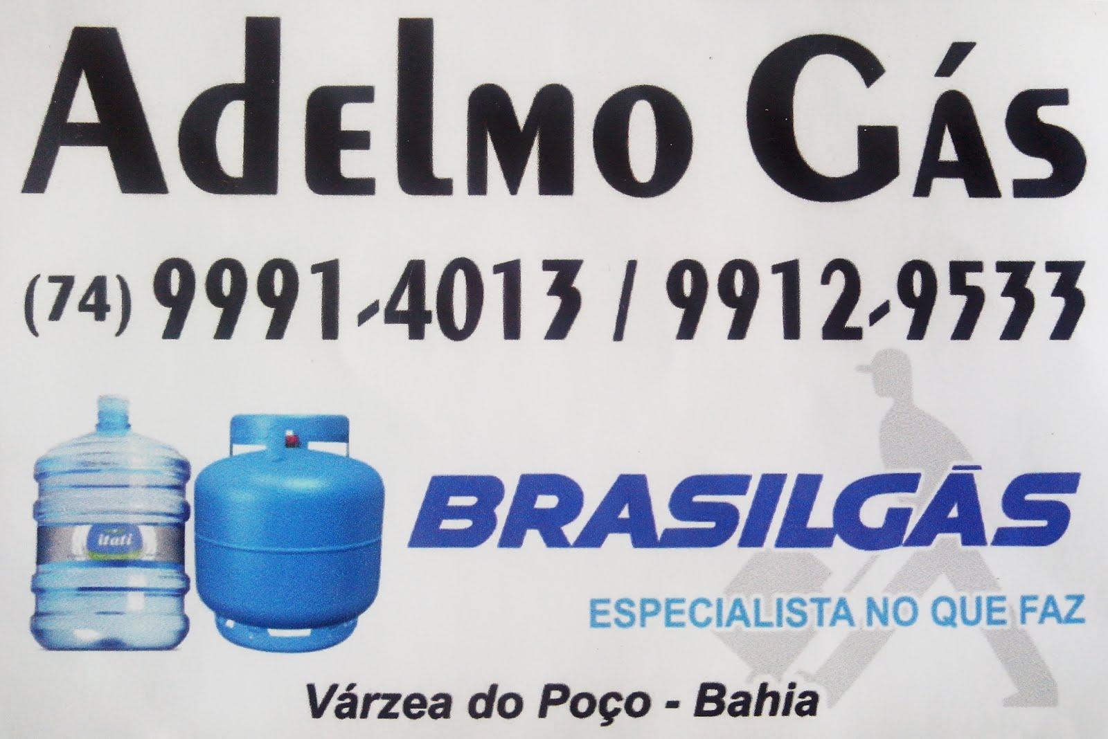 Várzea do Poço: Adelmo Gás