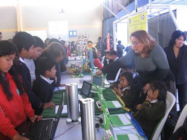 FERIA DE LAS TICS  2011