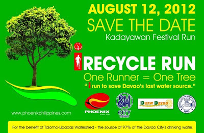 Davao City, Philippines, Asia, Davao delights, Kadayawan Festival, Kadayawan 2012, Kadayawan Phoenix Run