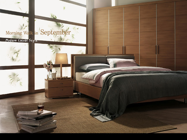 Interior Bedroom decoration