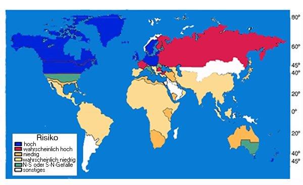 Weltkarte Suchergebnisse Weltatlas Seite 34