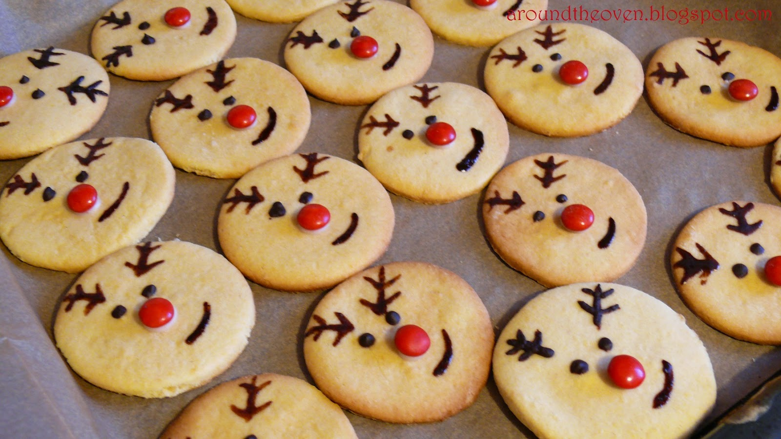 if you ask me what kind of sweets do children choose most often during christmas among many on the table the answer is reindeer cookies from this recipe