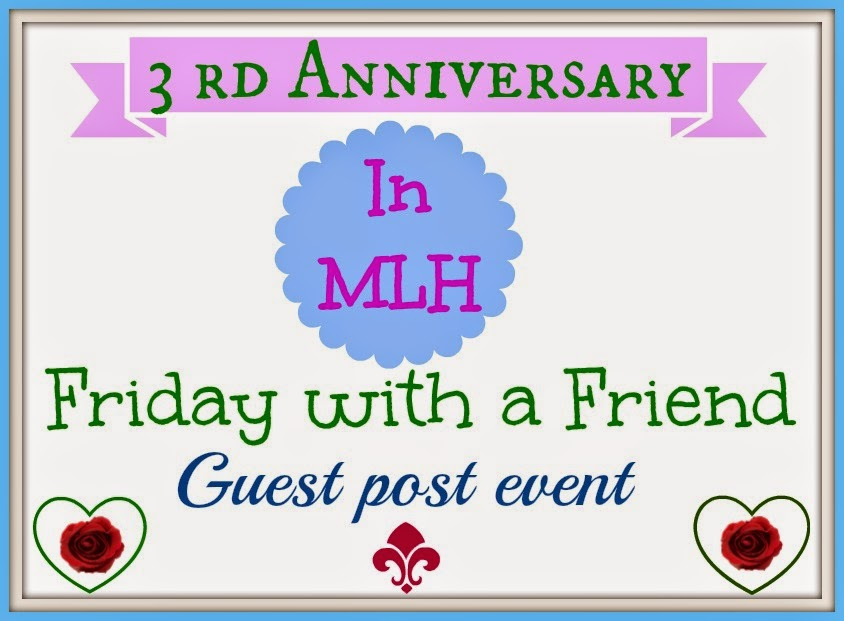 Friday Guest post party in MLH