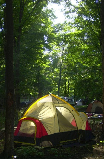 April is 'Go Camping Month' at Ohio State Parks