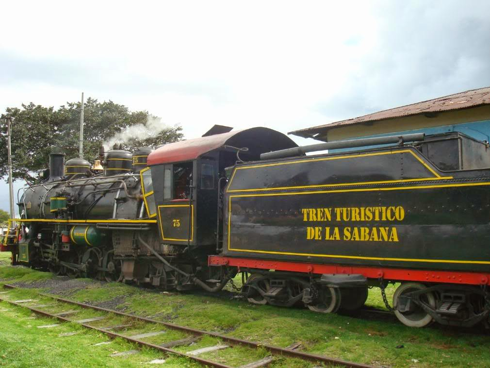 Viaja en Tren en Colombia