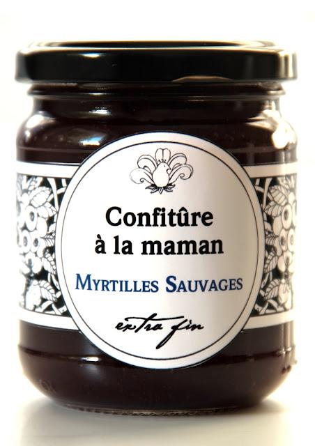 marmeladenetikett