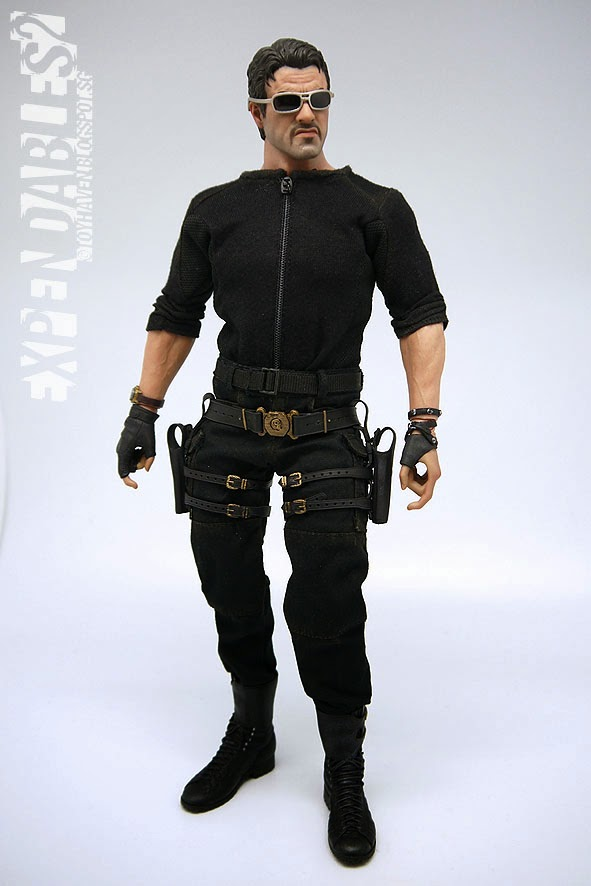 ART FIGURES Suspenders SOLDIERS OF FORTUNE 4 1//6 ACTION FIGURE TOYS dam did