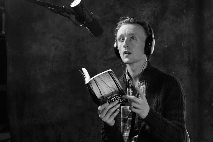 Audiobook narrator paul cram