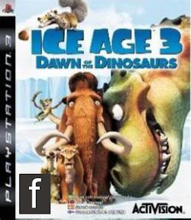 Ice Age 3 Dawn of the Dinosaurs - PS3