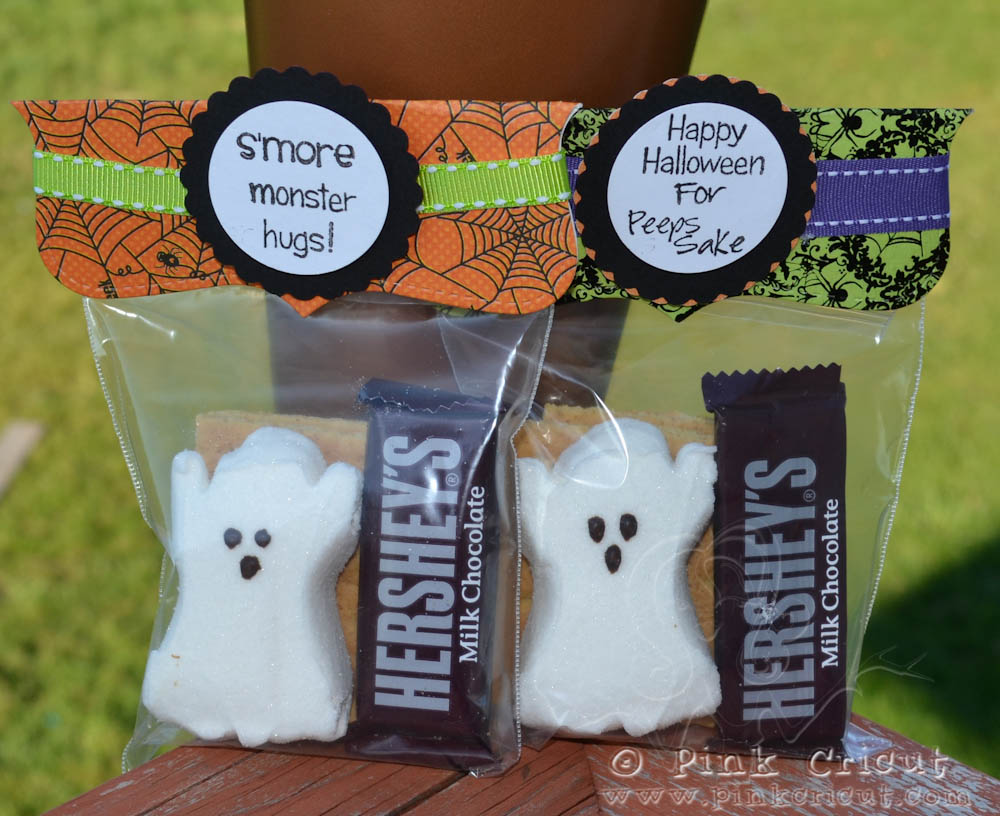 Be Different...Act Normal: Five Spooky S'mores [Halloween ...