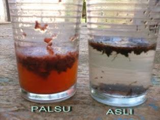 Cara Membedakan Sarang Semut Asli dan Palsu
