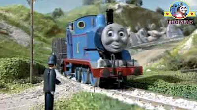 Annie and Clarabel Thomas the train and friends trouble on the tracks Sodor southwest open roadway