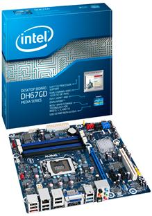 Placa mãe Intel® DH67GDB3 (Gardendale)