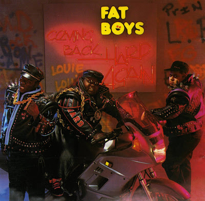 Fat Boys – Coming Back Hard Again (CD) (1988) (FLAC + 320 kbps)