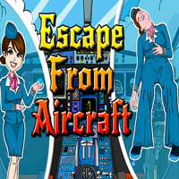Escape the aircraft game free