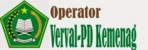 Cara Registrasi Dan Hak Akses Operator Madrasah Pada Verval-PD Kemenag