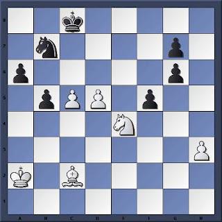 Echecs & Finale : Les Blancs jouent et gagnent