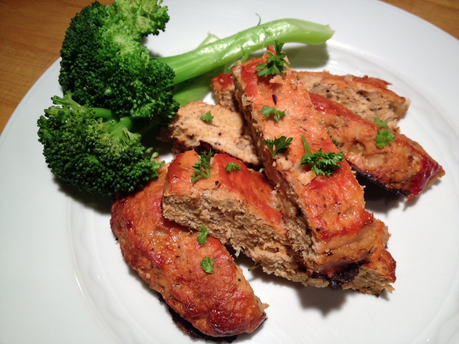 Turkey Meatloaf with Rosemary and Thyme Recipe - The Lemon Bowl