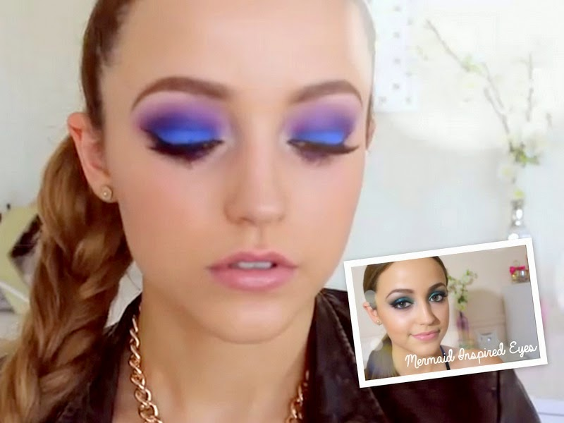 Video Of The Week: Electric Makeup Tutorial