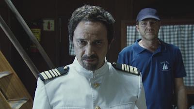 Episodio 13 de la tercera temporada de la serie El Barco