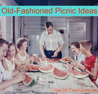 How to Throw an Old-Fashioned Picnic 21